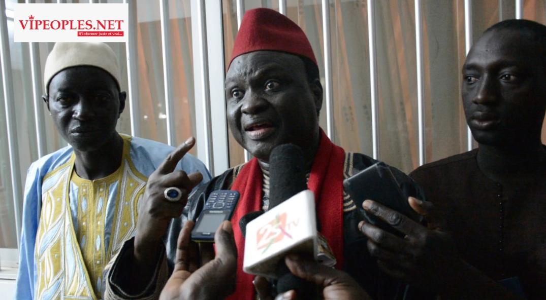 VIDÉO: Rencontre Wade Macky, découvrez la réaction du député Aliou Dia à Touba.