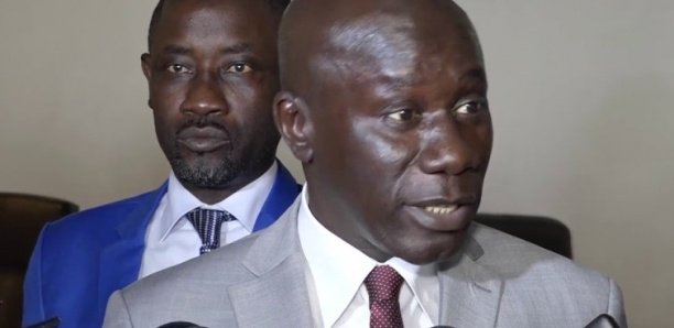 Direction des Droits humains: Mbaye Babacar Diop remplace Moustapha Kâ