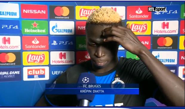 Bruges Vs PSG : Mbappé et Paris corrigent Bruges, Krépin Diatta après la défaite contre le PSG: « C'est une bonne leçon »