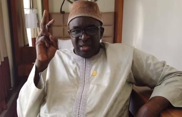 3e mandat : Macky Sall ne « l'a jamais dit » selon Moustapha Cissé Lo