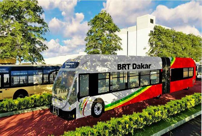 Infrastructures : Les travaux du Bus Rapid Transit seront lancés demain lundi