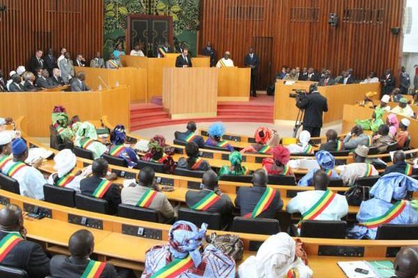 Assemblée nationale: Le marathon budgétaire démarre lundi prochain
