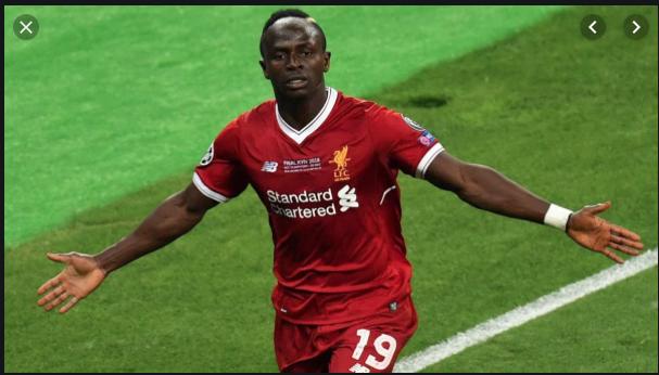 Sadio Mané : Troisième joueur le mieux payé de Liverpool