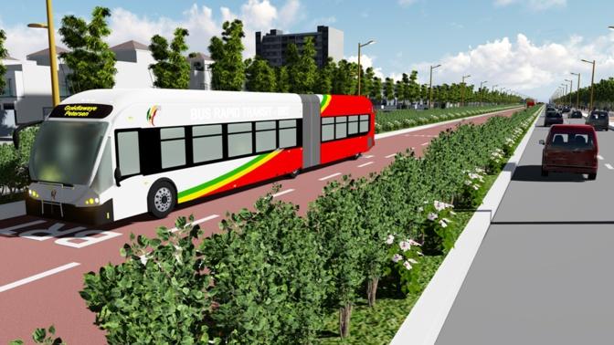 BRT : les tarifs seront compris entre 300 et 500 francs FCFA