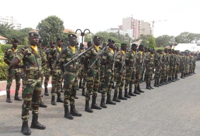Mission de la Cedeao en Guinée-Bissau: 205 militaires sénégalais déployés