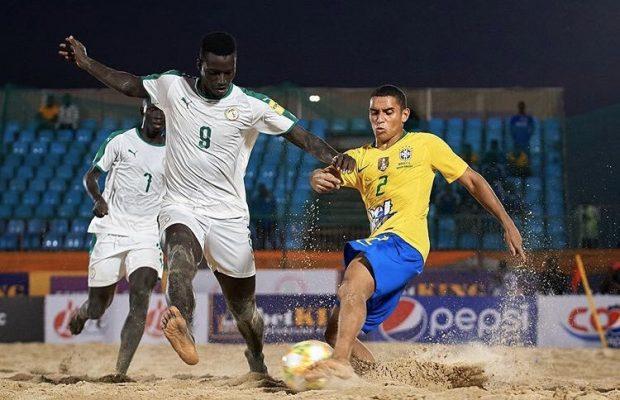 Copa Lagos : Le Sénégal inflige au Brésil sa première défaite depuis 2015