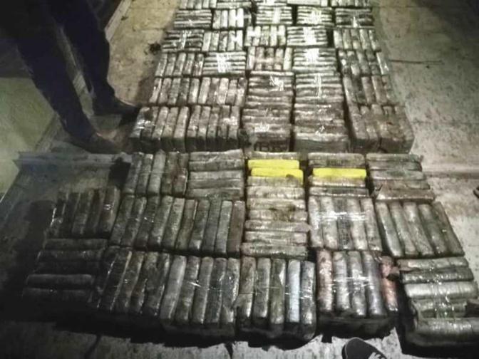 Affaire de la drogue saisie par la Marine nationale : 500 kg de cocaïne disparaissent