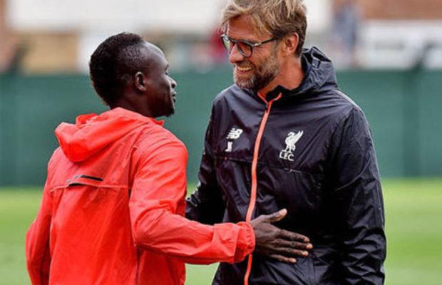 Liverpool, Klopp répond à Guardiola : « Mané ne plonge pas »