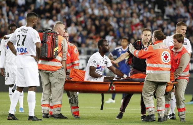 Amiens : Moussa Konaté reprend les entraînements deux mois après