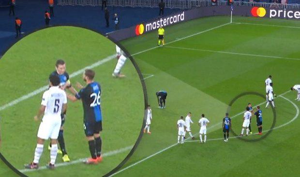 Réaction de Krépin Diatta sur le penalty raté de Mbaye Diagne face au PSG