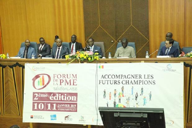 Financement des PME: Plus de 165 milliards FCfa mis à disposition