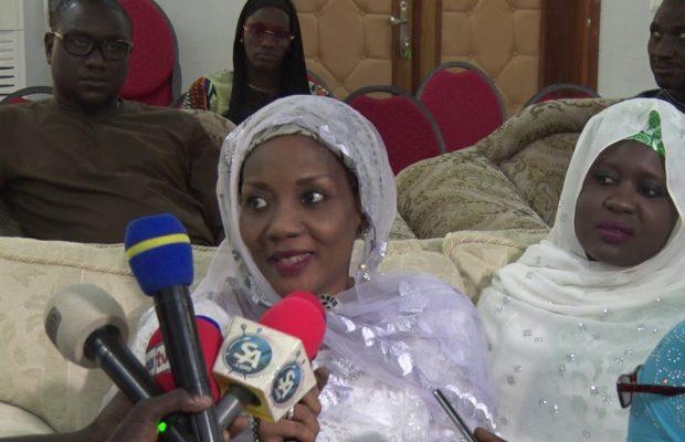 Medina Baye: Les premiers mots de la nouvelle épouse d'Ameth Khalifa Niass