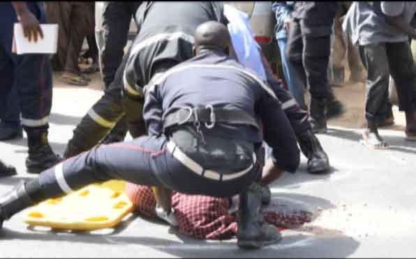 Fass-Mbao : Un enfant de 7 ans tué par un camion-citerne qui travaille sur le Ter