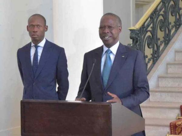 Malaise au Palais: Boun Abdallah Dionne et Jean Maxime Simon à couteaux tirés
