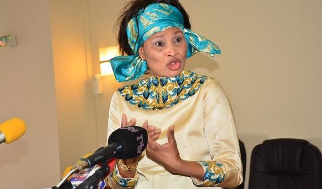 Assemblée nationale: Aissata Tall Sall cède son fauteuil à Soda Marième Ndiaye
