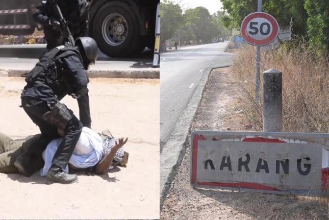 Activement recherché par Interpol: un Syrien arrêté à Karang