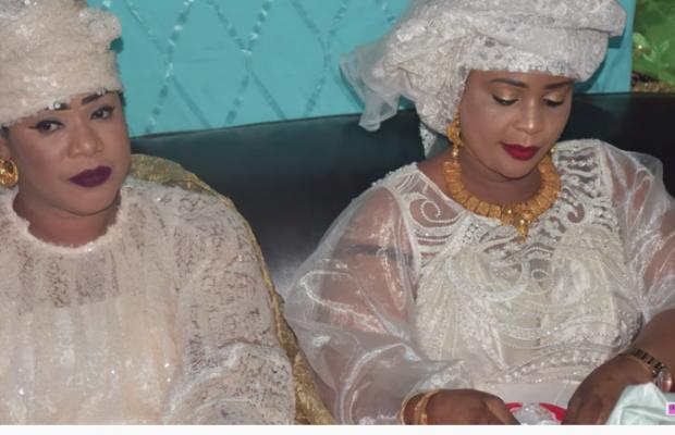 Gamou à Madinatoul Salam : Admirez Le Sagnse Des deux Epouse de Serigne Saliou Thioune