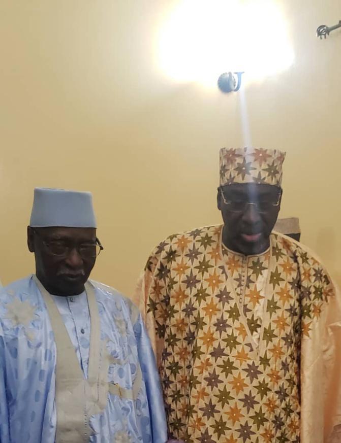 Gamou 2019 : Abdoulaye Makhtar Diop a conduit la délégation de l'Assemblée nationale