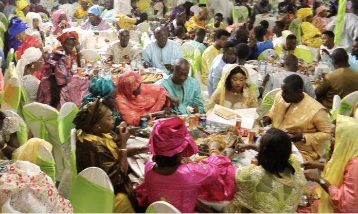 En Images revivez le Gamou de la Fondation Keur Rassoul aux Almadies