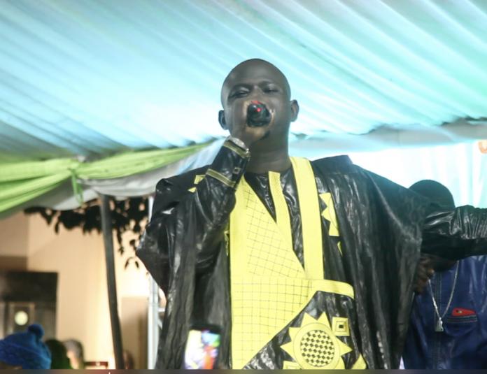 (Vidéo) Gamou 2019 Fondation Keur Rassoul : Prestation de Mohamed Niang