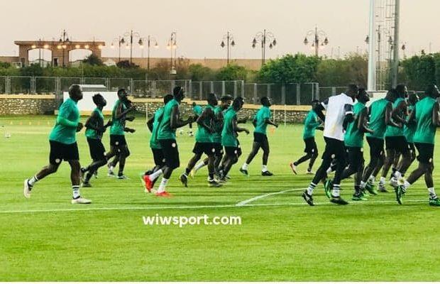 Sénégal vs Congo: Première séance d'entrainement des lions ce lundi à Thiès, 7 joueurs dont Sadio Mané, Krépin et Mbaye Niang devraient rater la première séance