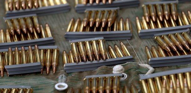 Munitions de l'armée saisie à Pekesse : Deux nouvelles arrestations
