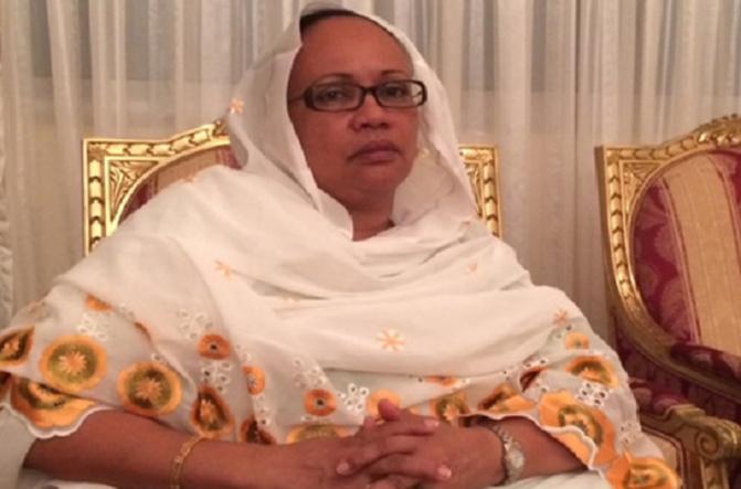 Dégradation de la santé du Président Habbré : Mme Fatimé Raymonne Habbré confirme