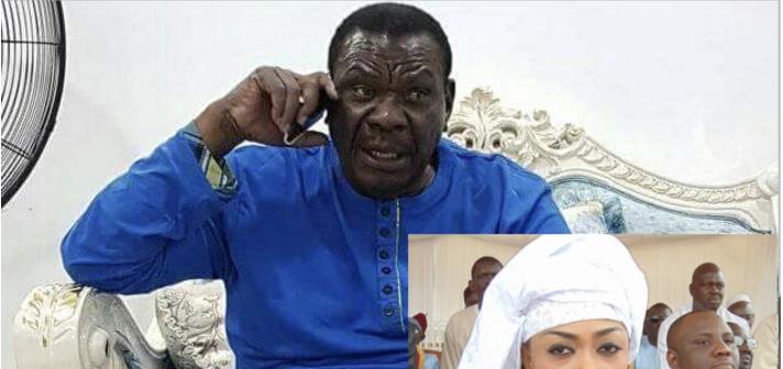 Sokhna Aïda Diallo : « Pourquoi j'enregistrais les propos de Cheikh Béthio »