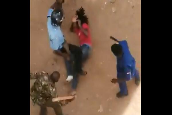 Kenya : vague d'indignation après la bastonnade d'un étudiant par des policiers