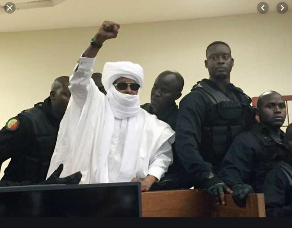Communique de l'Association des Victimes des Crimes du Régime de Hissein Habré (AVCRHH),