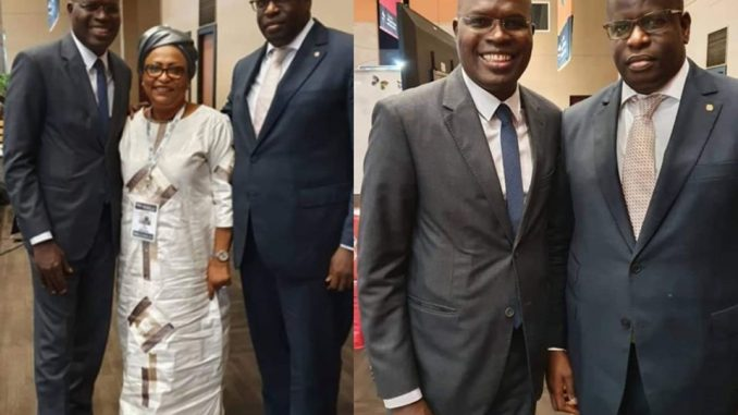 En « couple », ce que l'on sait du séjour de Khalifa Sall et Soham Wardini à Durban
