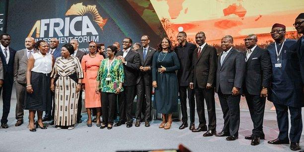 Africa Investment Forum  : surenchère d'annonces pour des investissements estimés à la hausse