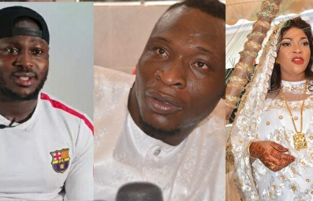 Ama Baldé au Baptême du fils de Balla Gaye 2 et fait des révélations sur son combat contre Modou Lo