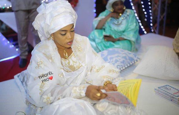 Gamou 2019 : Quand Sokhna Aida Fait le Douaw Pour ses Talibes
