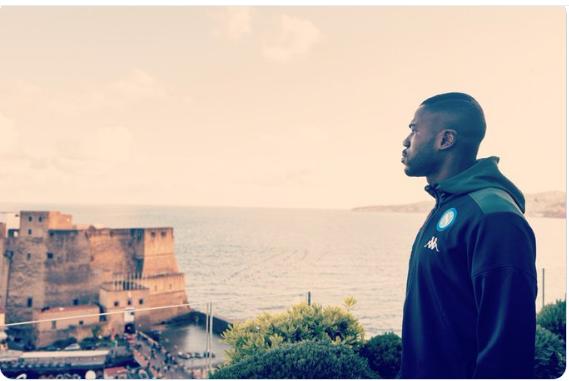 Naples : Kalidou koulibaly envoie un message fort à ses dirigeants