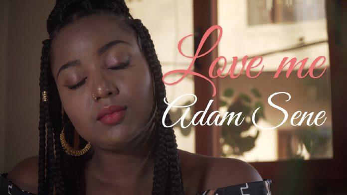 Vidéo – Le nouveau clip de Adam Sene – Love Me