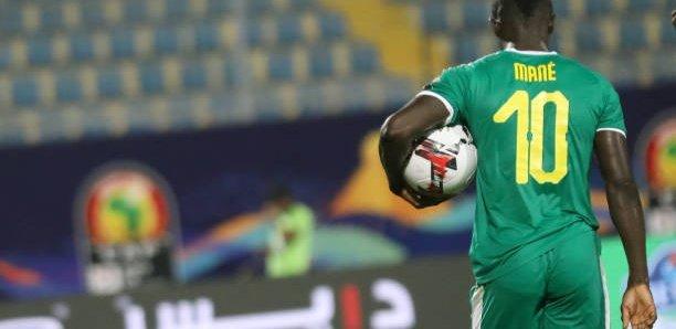 Eswatini vs Sénégal : Énervé, Sadio Mané remplacé par Sidy Sarr