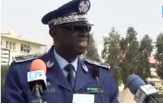 Nouveau commandant de la gendarmerie : Jean Baptiste en croisade contre le terrorisme