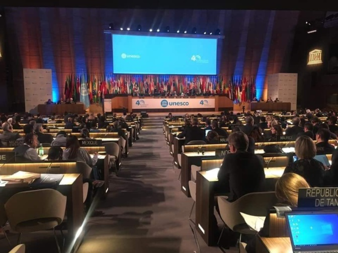 Unesco : Le Sénégal rempile au Conseil exécutif