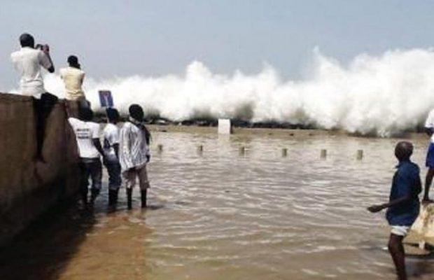 Plages de Dakar : Ne vous baignez pas entre 15h et 17 heures ce vendredi