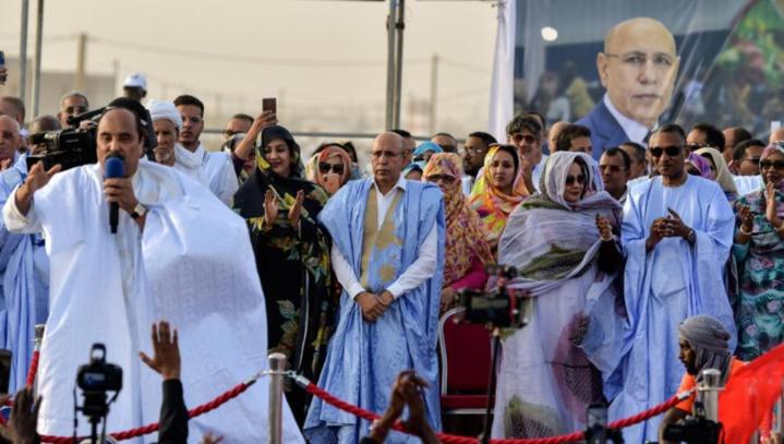 Mauritanie: division au sein du parti au pouvoir, l'Union pour la République