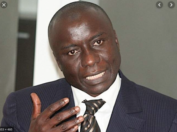 203e Comité exécutif de l'Internationale libérale: L'absence de Rewmi d'Idrissa Seck inquiète