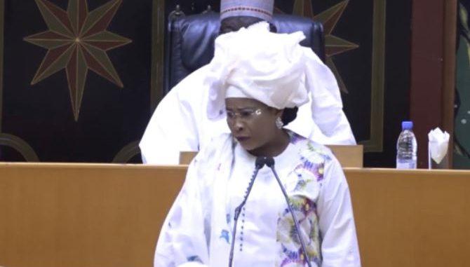 Assemblée nationale / Mame Diarra Fam : « Le pays est malade, les gens et nos hôpitaux aussi sont aussi malades »