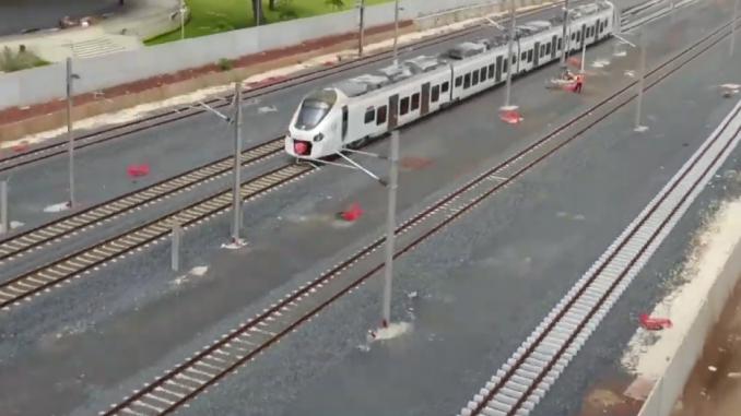 Le Train Express Régional : un projet titanesque. #SunuTER