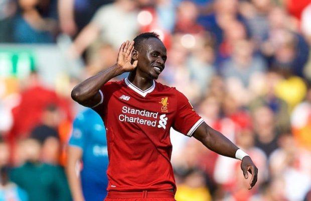 Premier League: Sadio Mané dans le top 5 des meilleurs buteurs