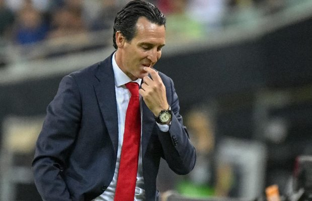 Officiel : Unai Emery limogé par Arsenal