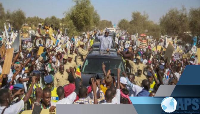 KAËL: Macky Sall rallonge de 2 milliards, le fonds de résilience du bétail