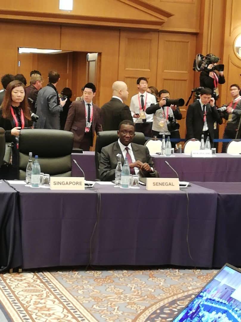 Les Ministres des Affaires étrangères du G20 se sont penchés à Nagoya au Japon sur les questions commerciales, les ODD et l'Afrique