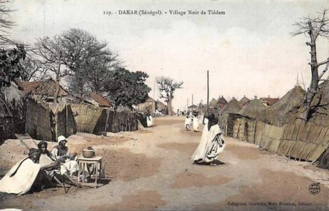 Photos: regardez Dakar en 1898