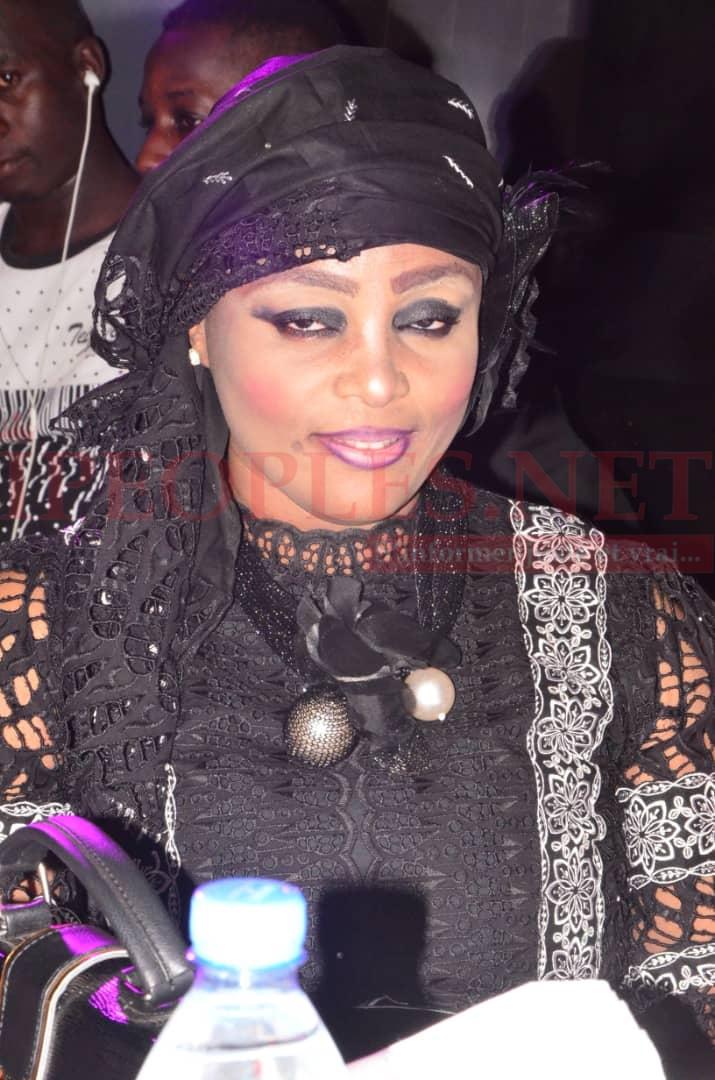 Le rendez-vous des grandes dames au gala TERROU WAR TOUR de la Diva Coumba Gawlo au musée de la civilisation noire.